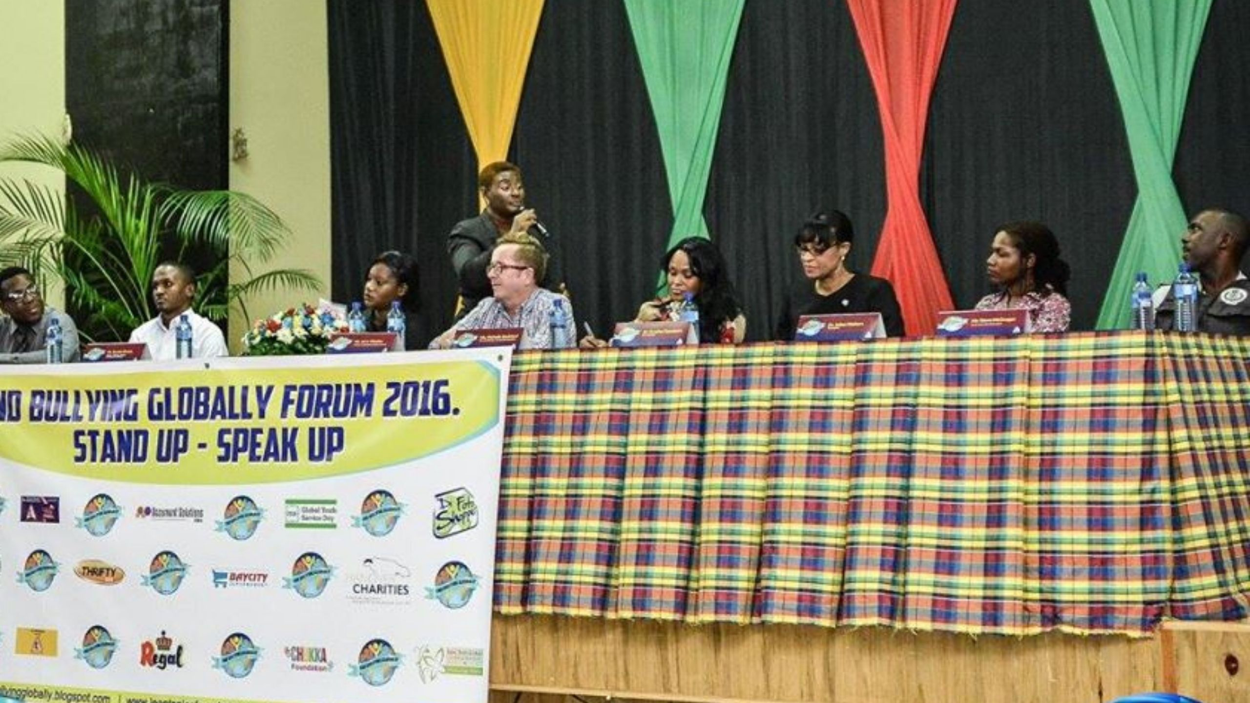 Anti-Bullying Forum - 2016